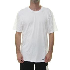 e46aa1113a Camiseta Maculina Nike Sb Dry Estampada Manga Curta - Branco