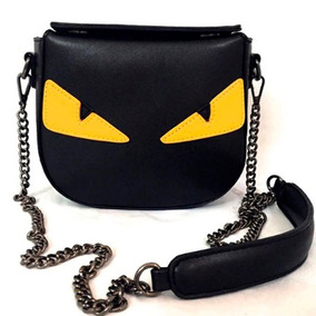 Bolsa De Lado Feminina Bag Fendi Marca Famosa Moda