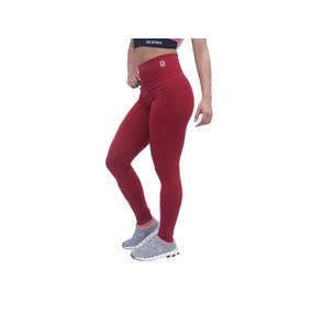 Calça Legging Feminina Academia Esporte E Fitness Treino 4262f862626ef