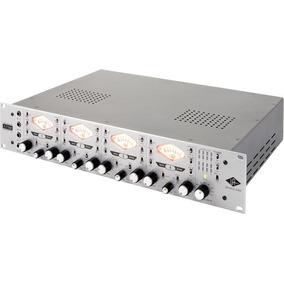 Preamp Universal Audio P/microf 4-710d 4 Canais