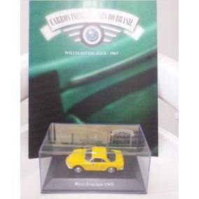 Willys/carros/carrinho/brasil/interlagos/coleção/amarelo