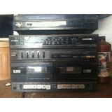 Equipo De Sonido Aiwa. Tocadisco-radio-reproductor. .70.
