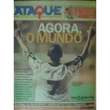 bdc56a7493 Vasco Campeão Taça Libertadores América 1998 Jornal Ataque