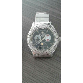 5bd0185a60b Relógio Rip Curl Empire Aço Inox Lindo! Original - Relógios De Pulso ...