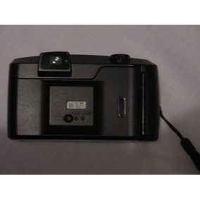 Cámara Fotográfica Pentax De Rollo Iqzoom 115 V