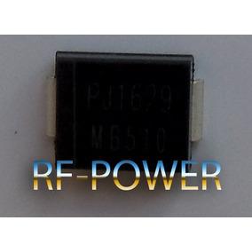 Kit 5 Peças Diodo Mb510 Mb 510 Involucro Do214 Smd Original