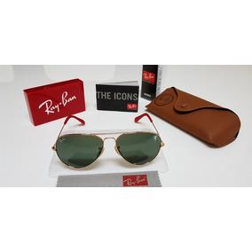 Ray Ban Lentes Verde Classica - Óculos no Mercado Livre Brasil 4041ddfc4c