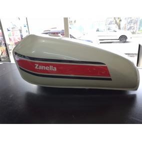 Tanque Nafta Blanco Sapucai 125 C Sapucai 125/200 Zanella