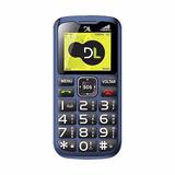 Celular P/ Doso Dl Yc120azu Dual Chipconexão Antena Rural