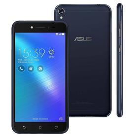 Celular Zenfone Live Preto Asus 5, 4g, 32gb 13 Mp Anatel