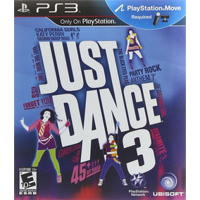 Just Dance 3 (move) - Ps3 - Mídia Física, Lacrado