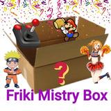 Friki Mistery Box Caja Misteriosa Anime Manga Y Videojuegos