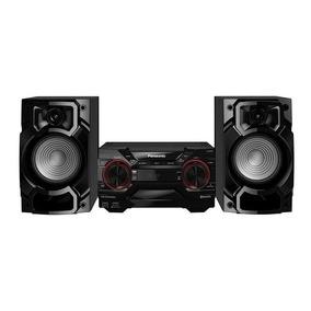 Equipo De Sonido Panasonic Scakx300pnk, 4.950w / Bluetooth /