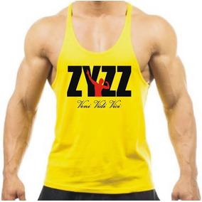 Camiseta Regata Zyzz P-m-g-gg ccc029baea1