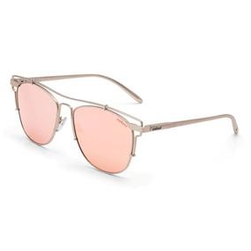 56d512d205ff0 Oculos Redondo Tumblr Espelhado Colcci - Óculos no Mercado Livre Brasil