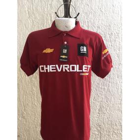 Playera Cuello Redondo Chevrolet en Mercado Libre México e57016d9dba9b