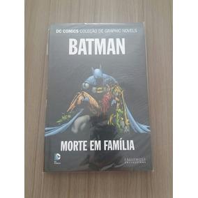 Dc Grafic Novels: Batman - Morte Em Famíia