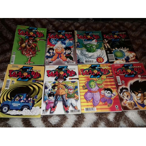 Lote Mangas Dragon Ball Z