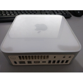 Mac Mini A1283 Dual Core 2.0ghz 4gb Ram Ssd128gb
