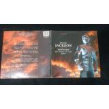 Lp Vinil Michael Jackson History Triplo Com Livreto 400,00