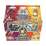 Pokémon Tcg - Trainer Kit - Liquidacion