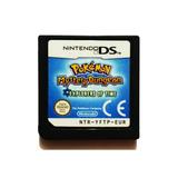 Pokemon Explorers Of Time En Español - Nintendo Ds & 3ds