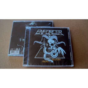 Enforcer - From Beyond - Caixa Acrilica / Cauldron / Ambush