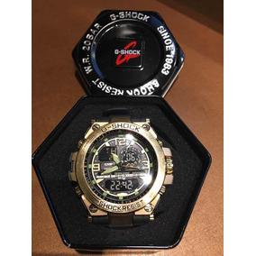 262e3a4499f Casio G Shock Steel Back - Relógio Casio Masculino no Mercado Livre ...