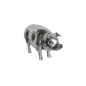 Figura Decorativa Cerdo Na 022 Decorativo Bm Home