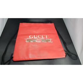 316a668c6319d Gucci - Equipaje y Bolsas Rojo en Distrito Federal en Mercado Libre ...