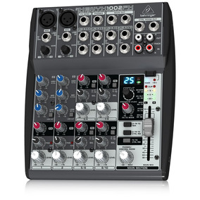 Mesa De Som Behringer Xenix 1002 Fx Oferta World Of Music