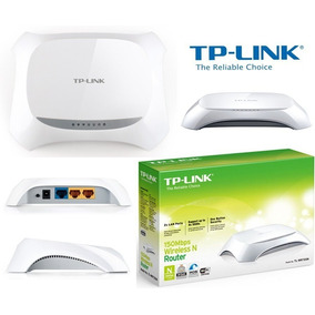 Tl-wr720n Router 150mbps Antena Interna