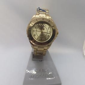 Reloj Dama Montreal Malla Metalica -mw