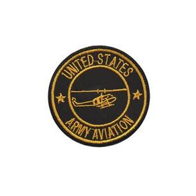 c06350fe6246e Bordado Termocolante Patch Militar Army Aviation Mlt30 - Patchs ...
