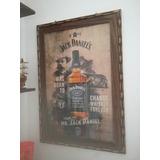 Quadro Retrô Jack Daniel