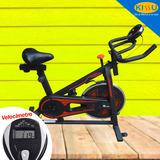 Bicicleta Estatica Spinning Nueva Alto Trafico Velocimetro