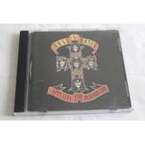 Cd Guns N Roses Appetite For Destruction