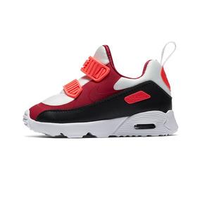 Zapatillas Nike Air Max Tiny 90 Rojo Niño