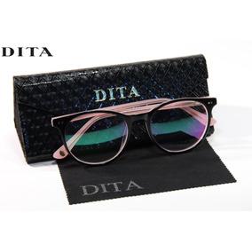 8b8859e1cf2d Armação Grau Feminino Masculino Dt1068 Oculos Original Luxo