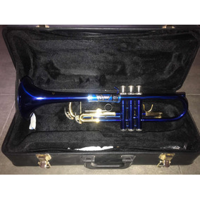 Trompeta Lincoln Winds Azul