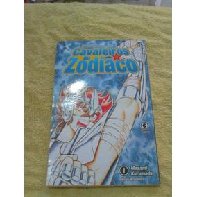 Coleção De Mangás - Cavaleiros Do Zodíaco - Vários Volumes
