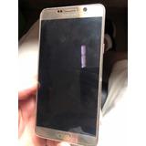Samsung Note 5 Com Tela Queimada