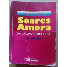 Minidicionario Da Lingua Portuguesa Soares Amora