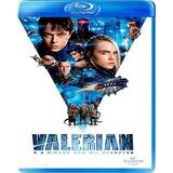 Blu Ray Valerian 2d E 3d Dublado E Legendado