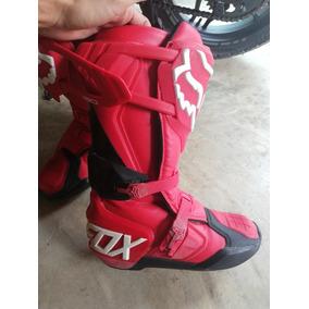 Botas Para Motocross Marca Fox Usadas Usado en Mercado Libre México 36f5bcf562739