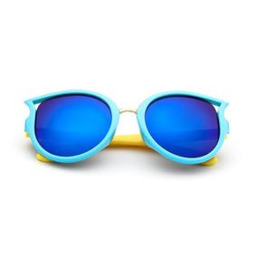 Oculos Infantil Sol Menina Gateado - Óculos no Mercado Livre Brasil 100623f13d