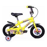 Bicicletas Bianchi Niño Minions Aro 12