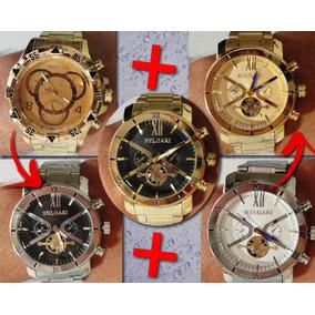 9b8847ca634 Relogios Por Atacado 5 Reais - Relógios De Pulso no Mercado Livre Brasil