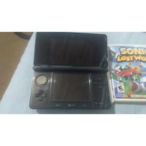 Nintendo 3ds Usado+6 Jogos+ Case