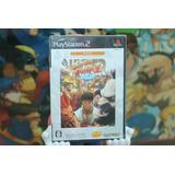 Hyper Street Fighter 2 Anniversary Ed. Ps 2 Jp. Nuevo Capcom